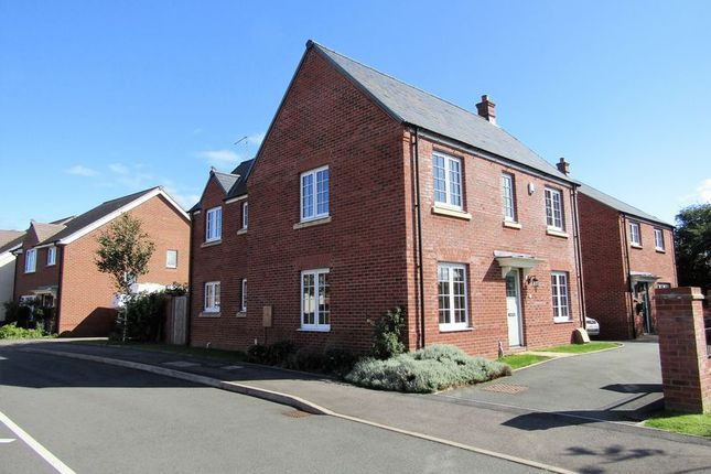 Thumbnail Detached house for sale in Navigation Way, Weedon