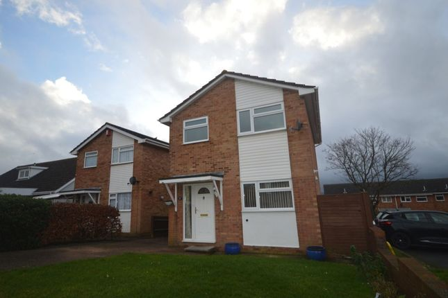 Thumbnail Detached house to rent in Pines Road, Exmouth
