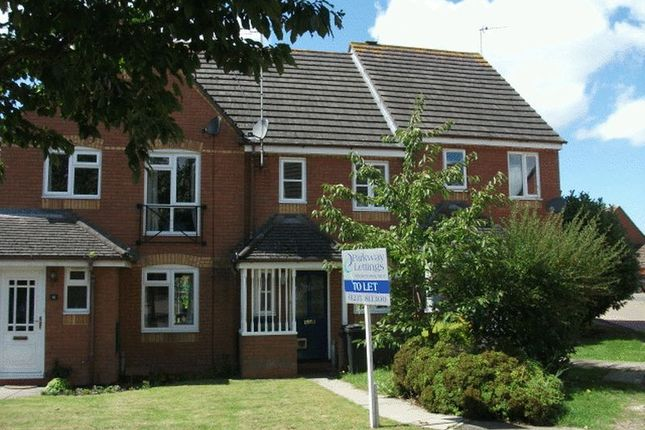 Thumbnail Terraced house to rent in Tyburn Glen, Didcot