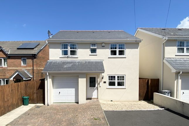 Thumbnail Detached house for sale in Ty Mai-Rhys, Brook Street, Aberdare, Mid Glamorgan