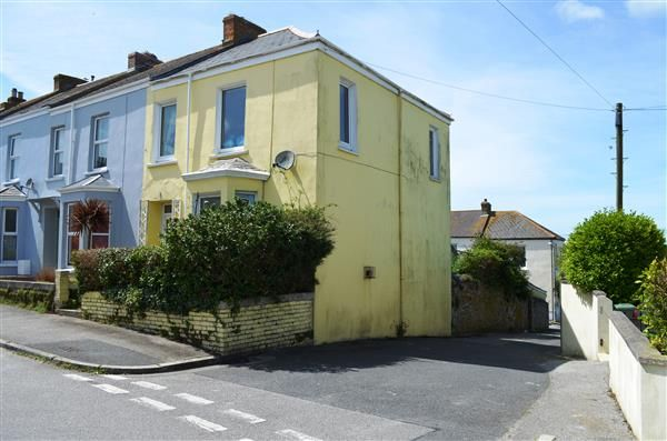 Thumbnail End terrace house for sale in Budock Terrace, Falmouth