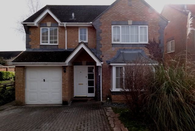 Thumbnail Detached house to rent in Apostle Way, Salisbury
