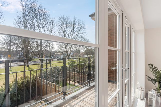 Balcony of Beaumont Mews, Petersfield GU31