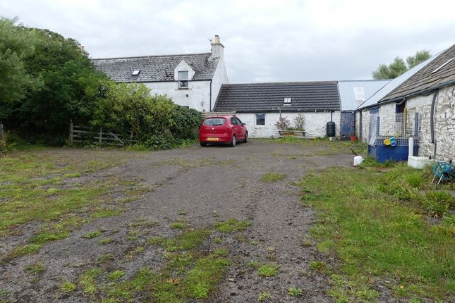 Thumbnail Detached house for sale in Lower Houstry, Halkirk