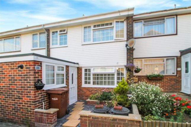 Thumbnail Terraced house to rent in River Drive, Rochester, Kent