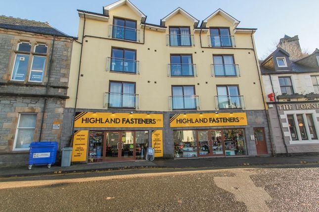 Thumbnail Flat for sale in Stevenson Street, Oban