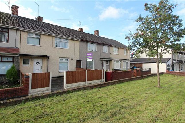Thumbnail Terraced house for sale in Bewley Drive, Kirkby, Liverpool