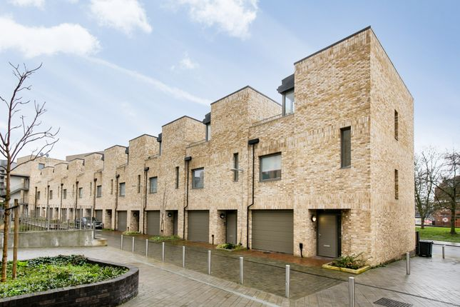 Thumbnail Town house for sale in Orchid Mews, London