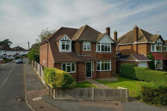 Thumbnail Detached house for sale in Brickfield Avenue, Hemel Hempstead