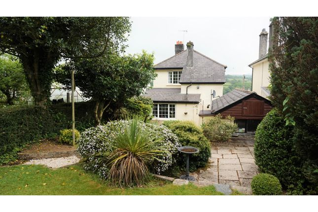Thumbnail Detached house for sale in Manor Estate, Yelverton