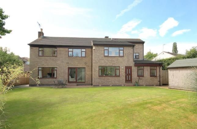 Thumbnail Detached house for sale in Twentywell View, Bradway, Sheffield, South Yorkshire