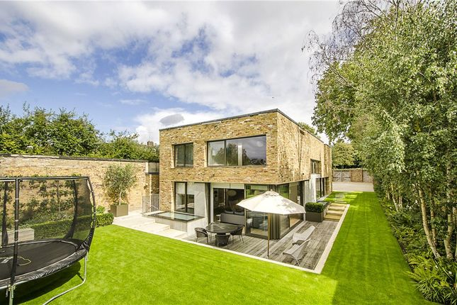 Thumbnail Detached house for sale in Dover Park Drive, Putney
