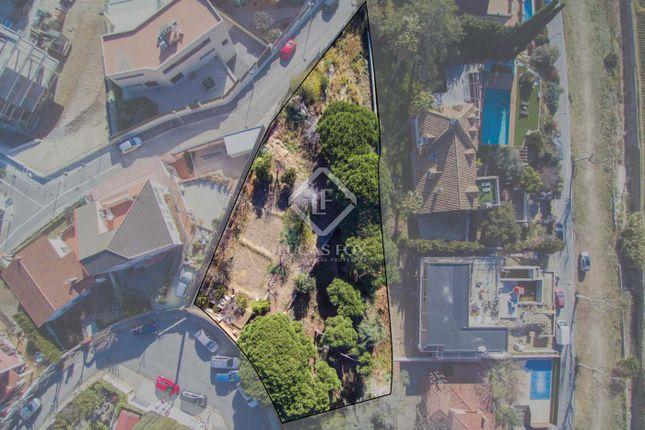 Thumbnail Land for sale in Spain, Barcelona North Coast (Maresme), Tiana / Mas Ram, Mrs8810