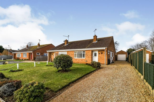 2 bed semi-detached bungalow for sale in Crisp Close, Dersingham, King's Lynn PE31