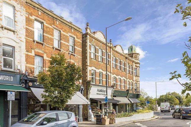 Thumbnail Flat to rent in Leopold Road, Wimbledon