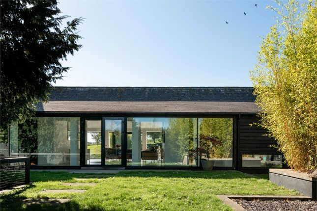 Thumbnail Semi-detached bungalow for sale in Wootton Rivers, Marlborough, Wiltshire