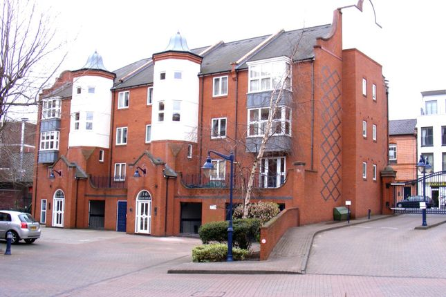 Thumbnail Flat for sale in Symphony Court, Edgbaston, Birmingham