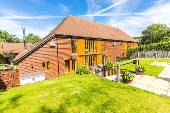 Thumbnail Property for sale in Darland Farm, Capstone Road, Darland, Kent