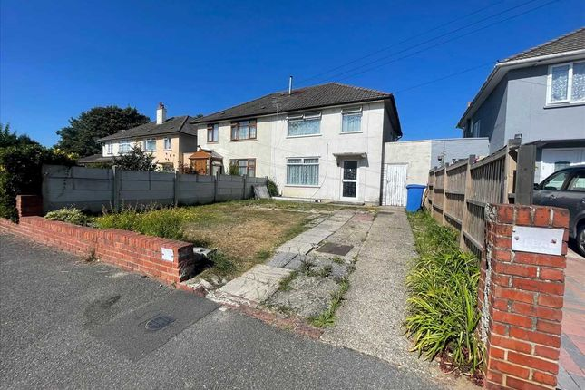 3 bed semi-detached house to rent in Keyes Close, Poole BH12