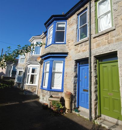 Terraced house for sale in Tretorvic, Heamoor, Penzance