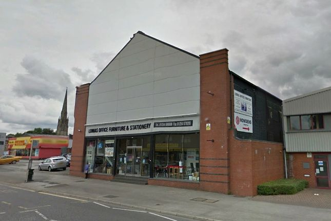Thumbnail Retail premises for sale in 107 King Street, Blackburn