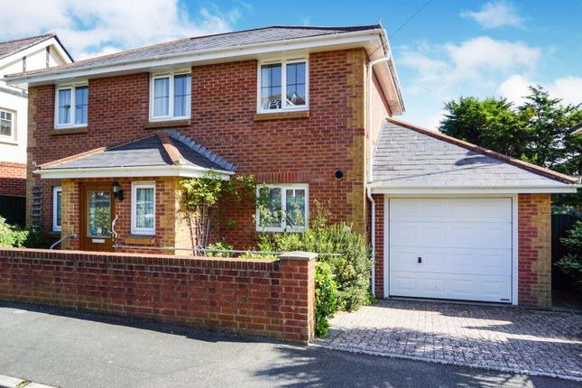 Thumbnail 3 bed detached house for sale in Brook Road, Shanklin