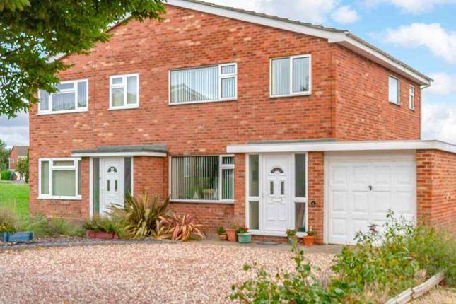 Thumbnail Semi-detached house for sale in Tenbury Drive, Shrewsbury