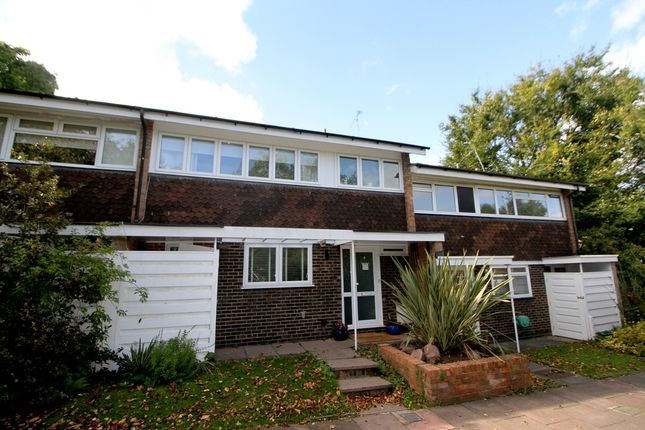 Thumbnail Terraced house for sale in Wellsmoor Gardens, Bickley, Bromley