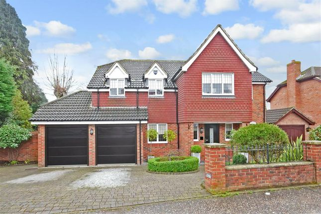 Thumbnail Detached house for sale in Hartland Road, Epping, Essex
