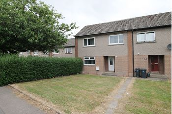 Thumbnail End terrace house to rent in Charleston Drive, Dundee