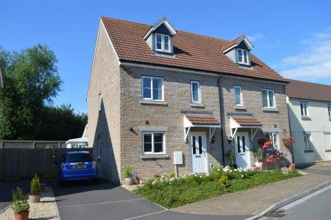 Thumbnail Property for sale in Worle Moor Road, Weston-Super-Mare