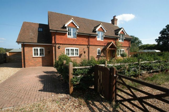 Thumbnail Detached house for sale in West Green Road, Hartley Wintney, Hook