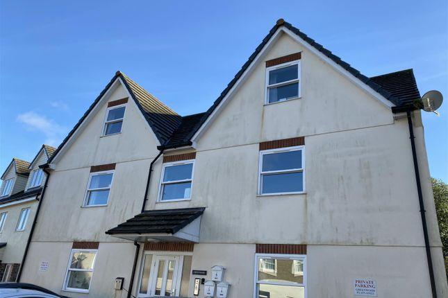 Thumbnail Flat to rent in Glen Road, Wadebridge