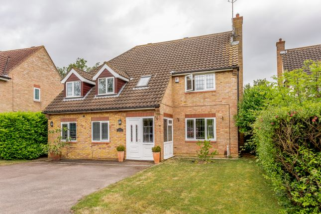 Thumbnail Detached house for sale in Sapley Road, Huntingdon