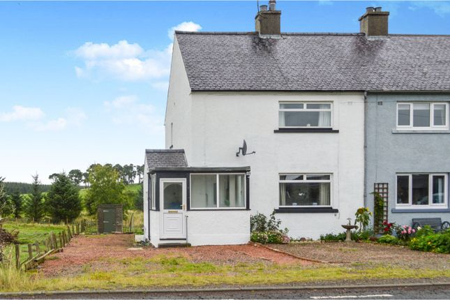Thumbnail Cottage for sale in Biggar Road, Biggar