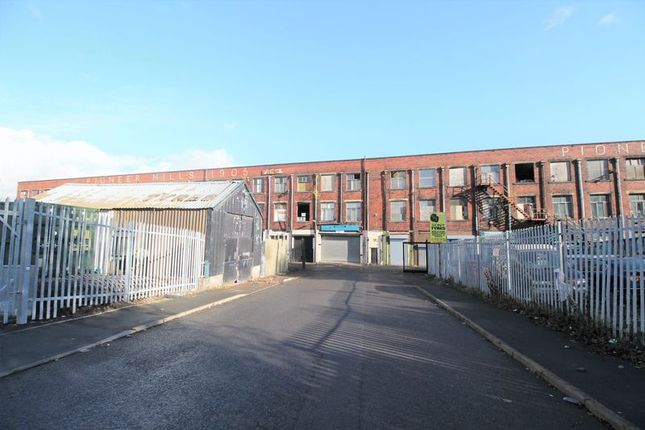Thumbnail Commercial property to let in Milltown Street, Radcliffe, Manchester