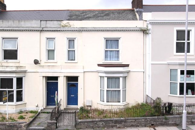 Thumbnail Terraced house to rent in Alexandra Place, Plymouth