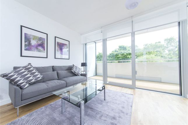 Thumbnail Property to rent in Chiswick Point, Chiswick, London
