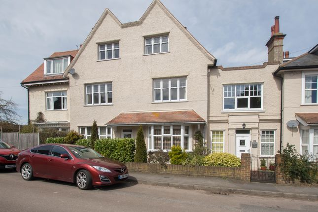 Thumbnail Duplex for sale in The Droveway, St Margarets