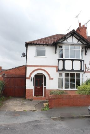 Thumbnail Semi-detached house for sale in Sheldon Avenue, Chester, Cheshire