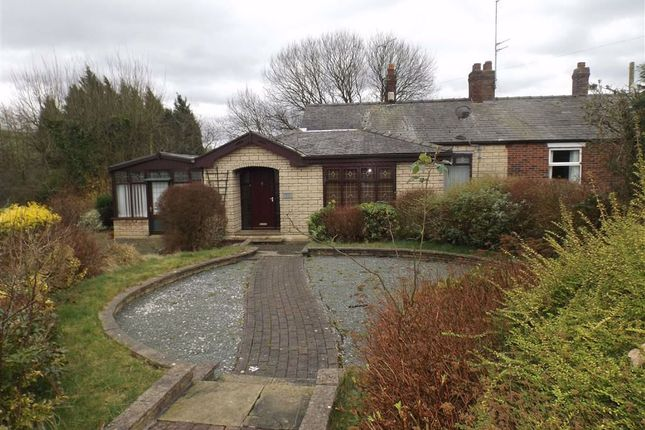 Thumbnail Detached bungalow to rent in Gorsey Lane, Ashton-Under-Lyne
