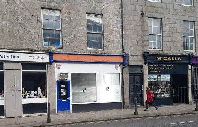 Thumbnail Retail premises for sale in King Street, Aberdeen