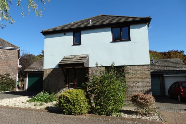 Thumbnail Detached house to rent in Osborne Close, Dorchester