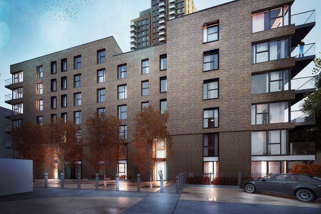 Thumbnail Flat for sale in Zest, Bow