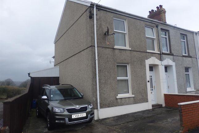 Thumbnail Terraced house for sale in Heol Llanelli, Pontyates, Llanelli