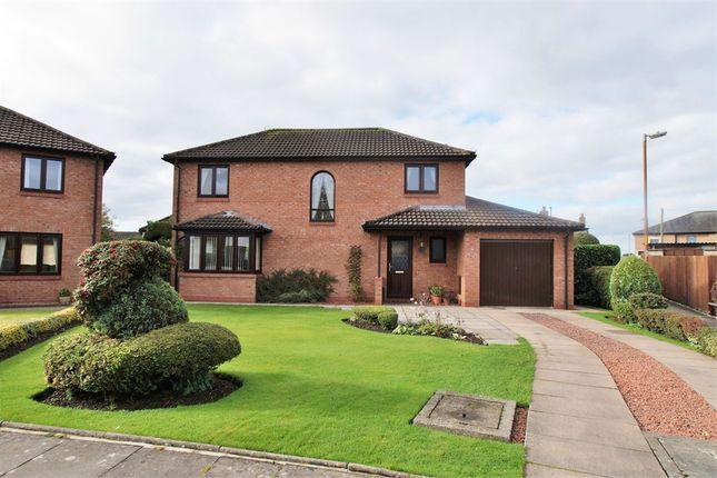 Thumbnail Detached house for sale in Pinecroft, Stanwix, Carlisle, Cumbria