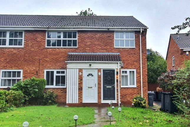 Thumbnail Flat to rent in Old Bank Top, Northfield, Birmingham