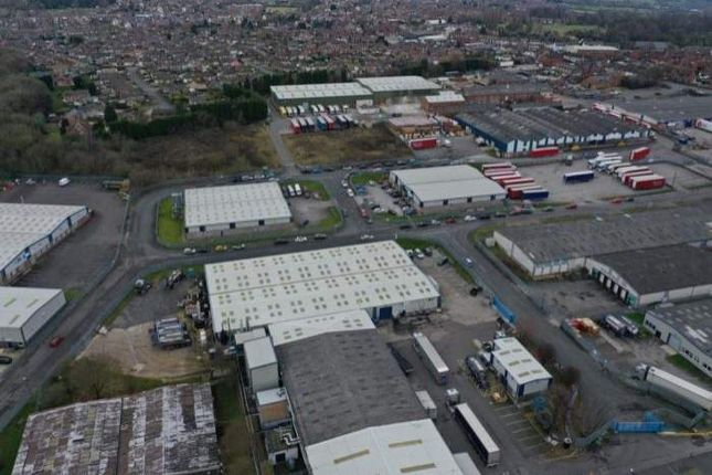 Thumbnail Light industrial for sale in Rotherhill Business Park, Charity Road, Amber Business Centre, Riddings/Alfreton, Derbyshire