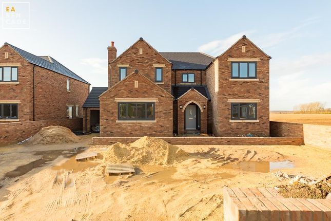 Thumbnail Detached house for sale in North Street, West Butterwick, Scunthorpe