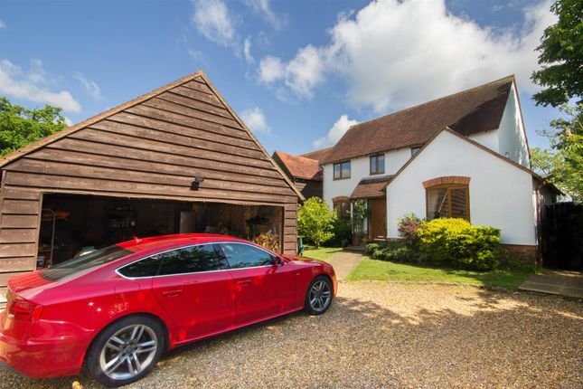 Thumbnail Detached house for sale in Main Street, Grendon Underwood, Aylesbury